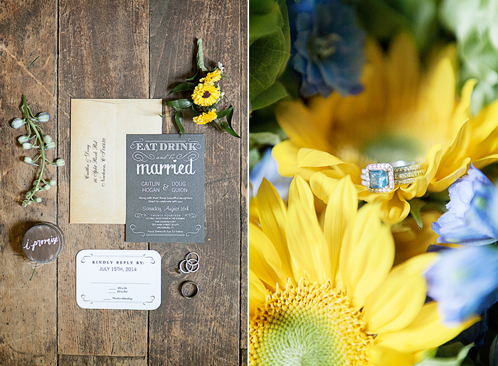country sunflower tables married caitlin doug bohemian sunflower wedding at the