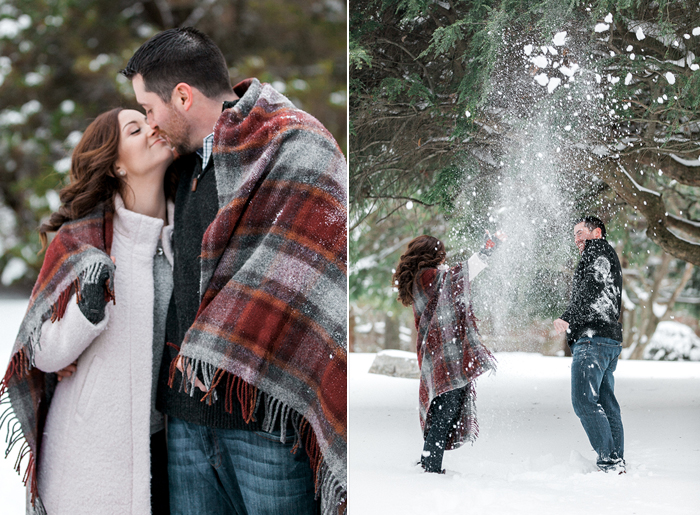 Fine Art Wedding Photographer - Brigham & Co - Winter Engagement Ideas CT - Best CT Wedding Photographers